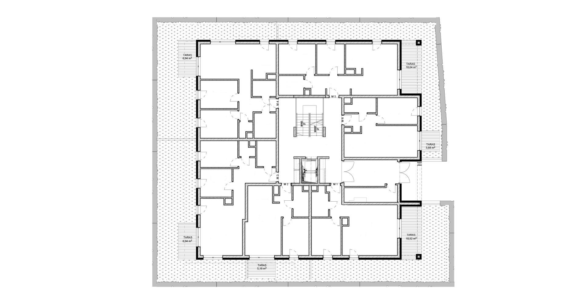 Budynek B Piętro 0