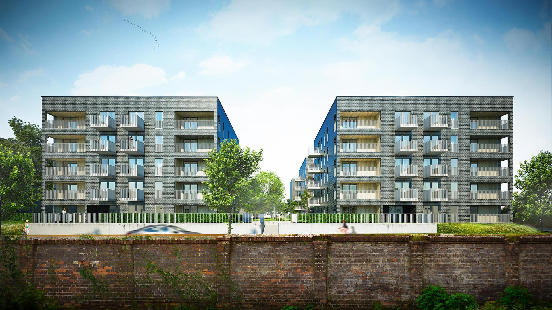 Glivia.pl - nowe osiedle w Gliwicach