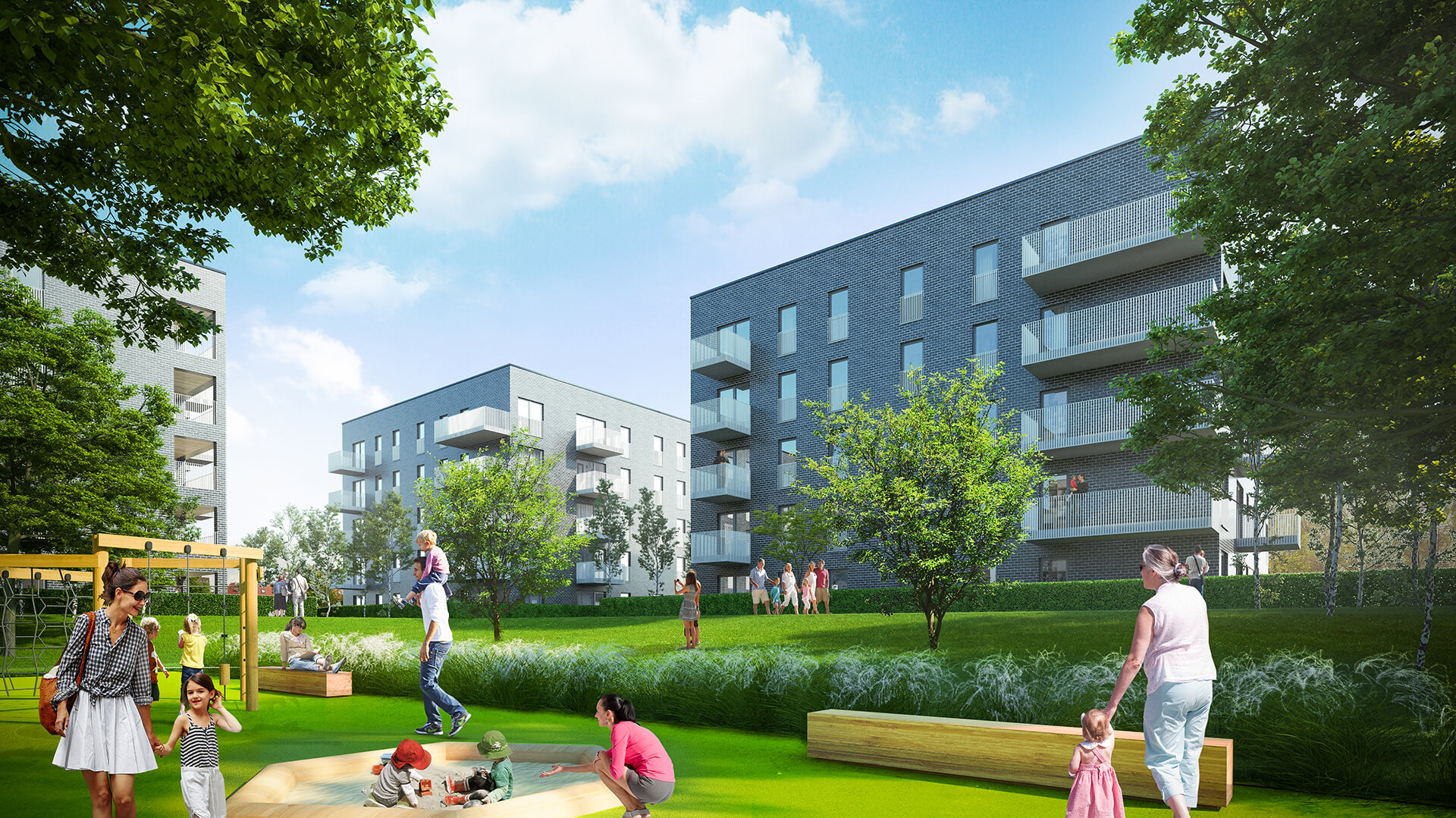 Glivia - nowe mieszkania w Gliwicach