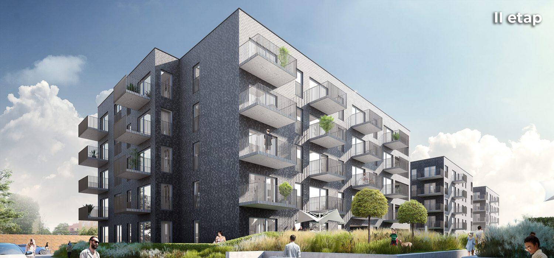nowe mieszkania gliwice - glivia etap 2