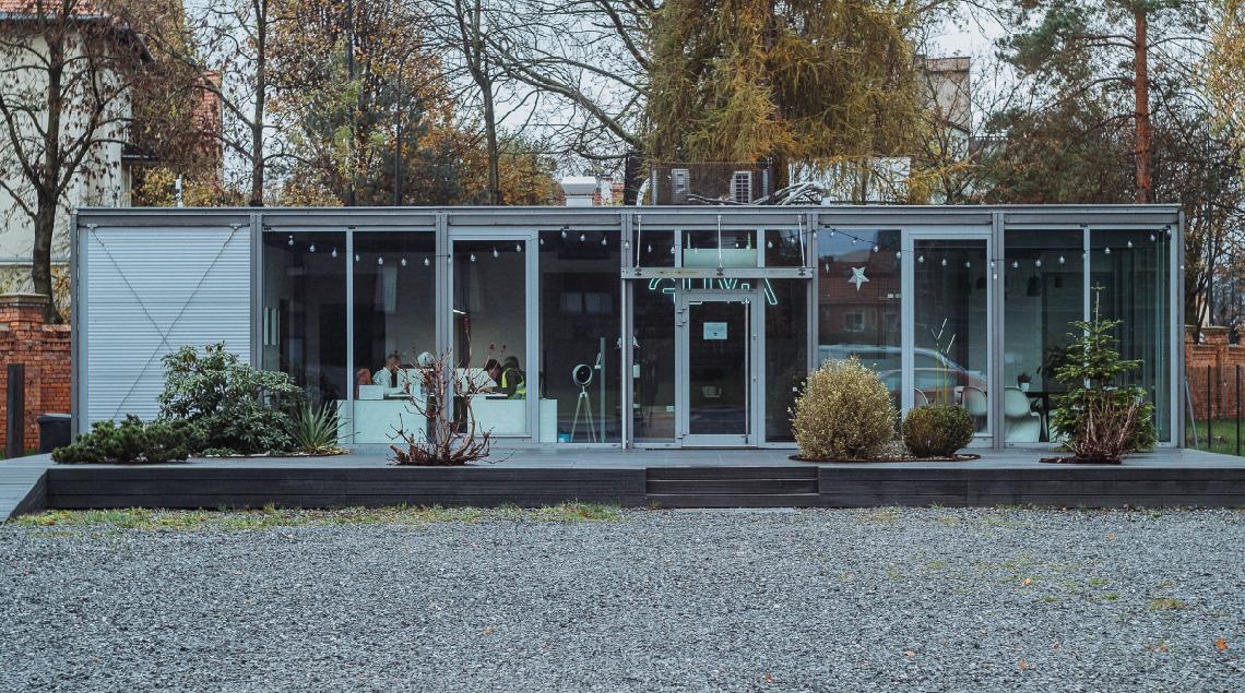biuro sprzedaży Glivia - nowoczesne osiedle gliwice