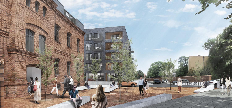 nowe mieszkania na sprzedaż w Gliwicach - Glivia etap 2