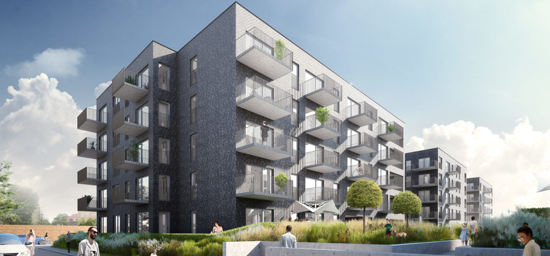 Glivia etap 2 - nowe mieszkania Gliwice